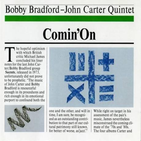 Bobby Bradford-John Carter Quintet